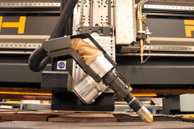 Thor mecanizado corte termico